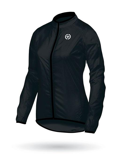 torralba sports chaqueta mujer negro
