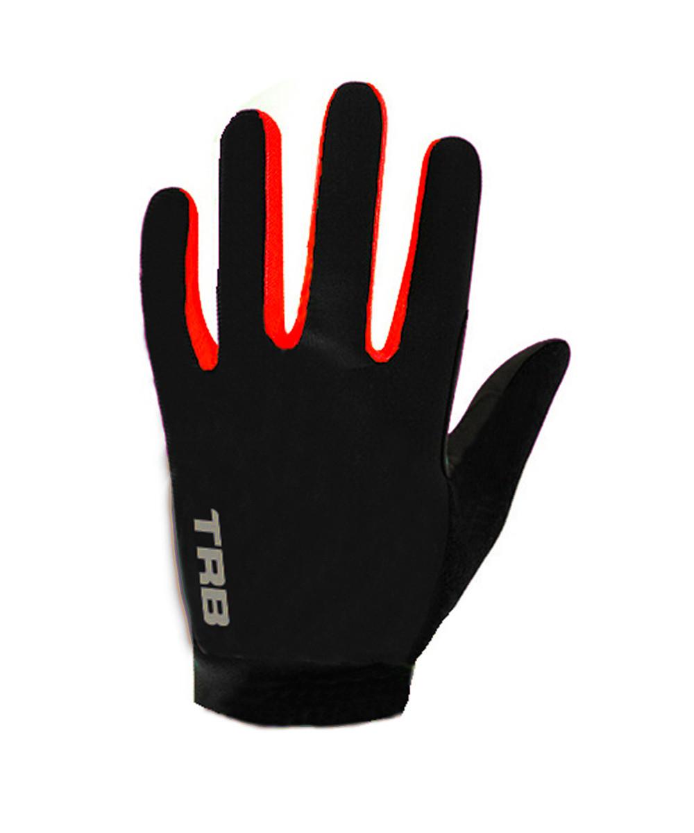 guante largo rojo negro torralba 1