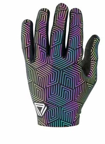 guantes gw reflectivos dedo largo