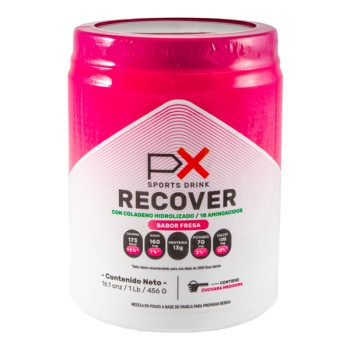 px recover fresa