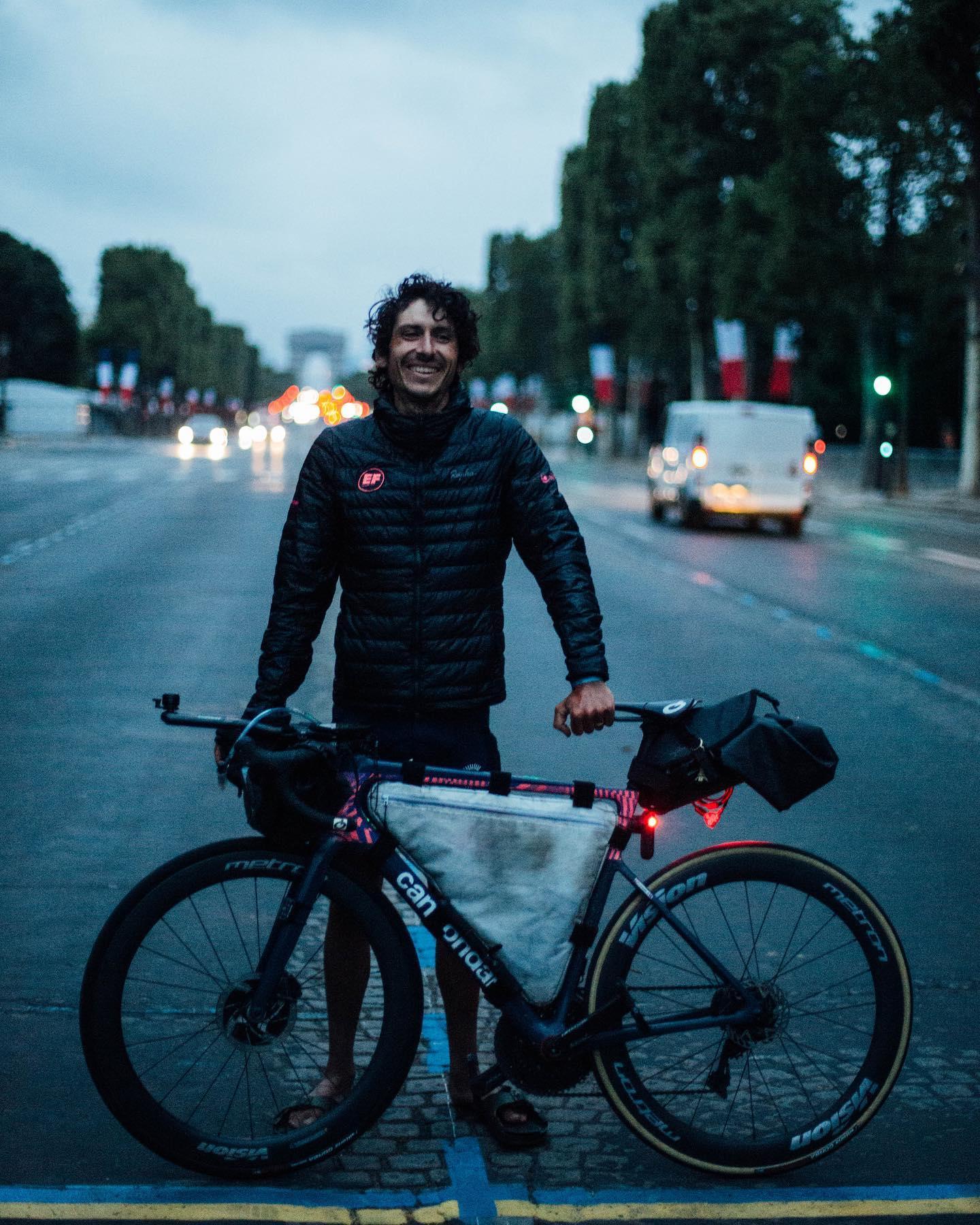 Lachlan meta Teiko Bikes