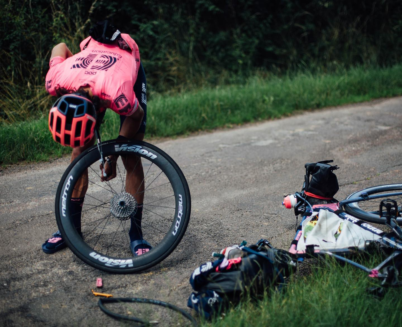 Lachlan reparacion Teiko Bikes
